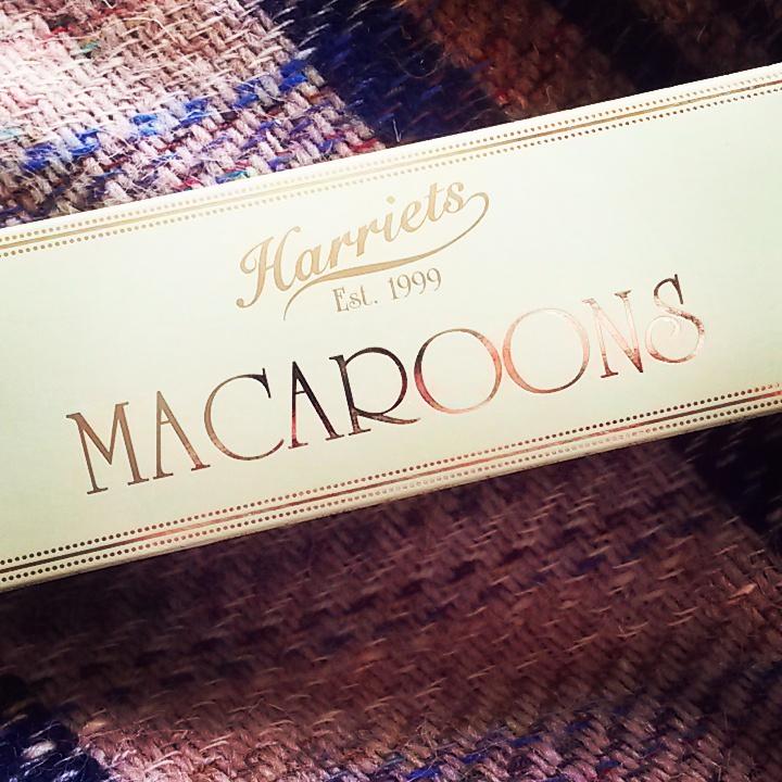 www.totallypinnable.com Harriet's Tea Room Macaroons
