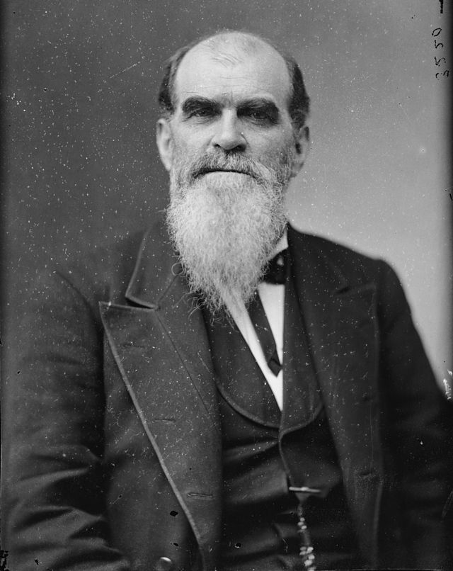 Richard Coke, Governor of Texas from 1874 to 1876