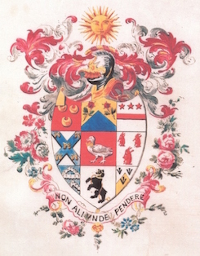 Coke, Coat of Arms