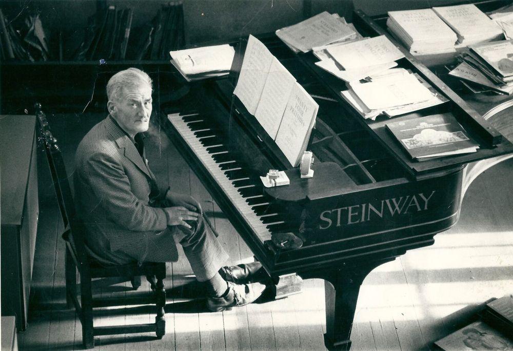 Roger Sacheverell Coke, Composer