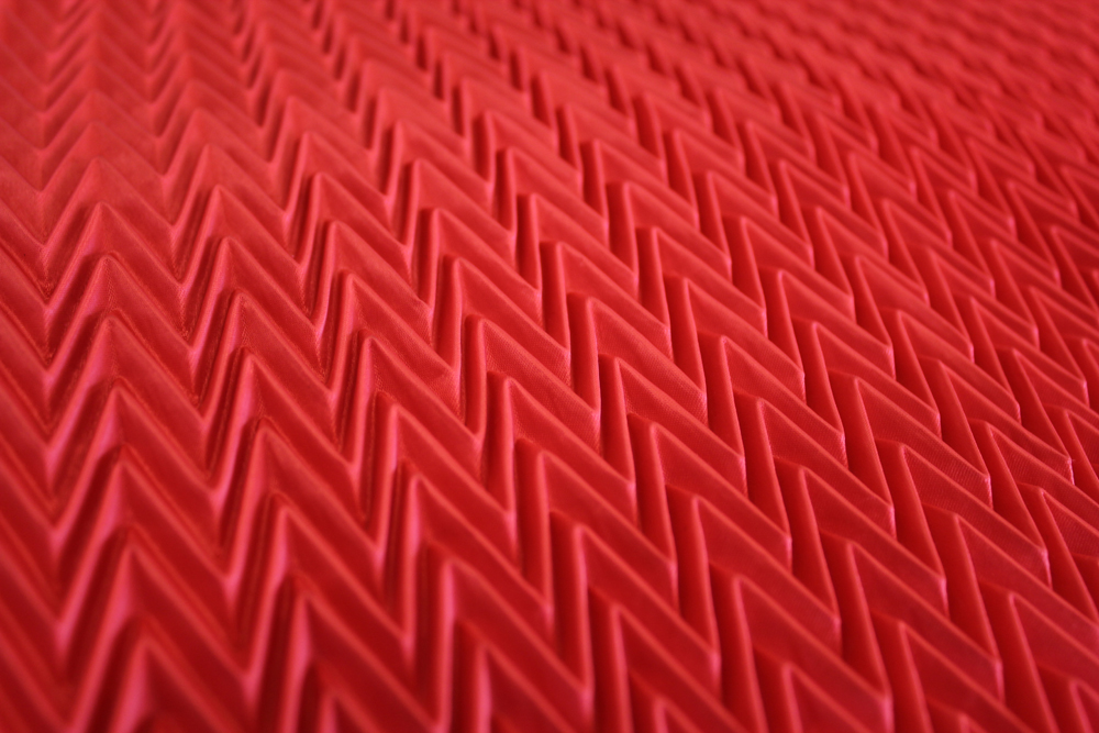 2CM CHEVRON PLEAT