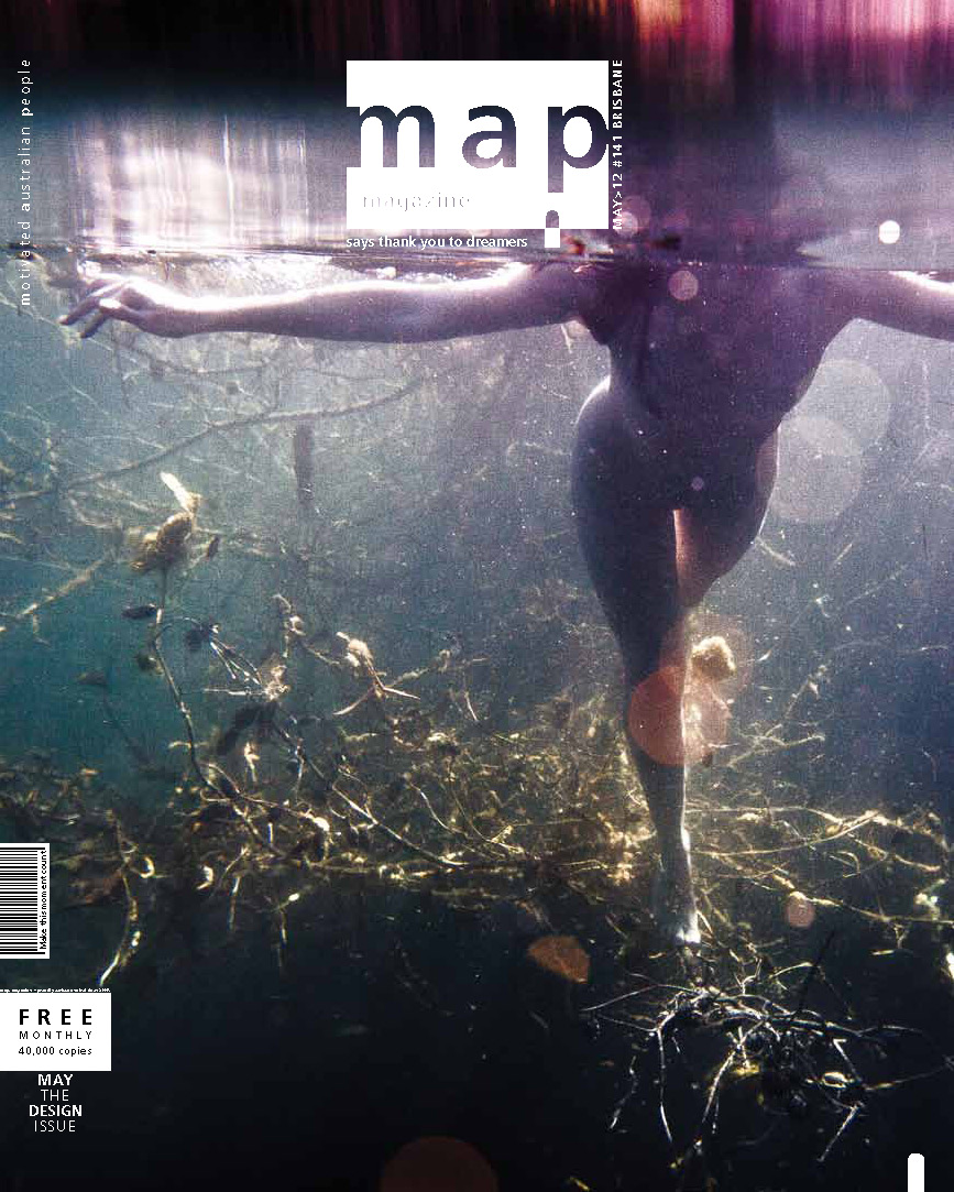 Shaffali Volcanic Ash + Sage oil Earth Mask featured in MAP Magazine