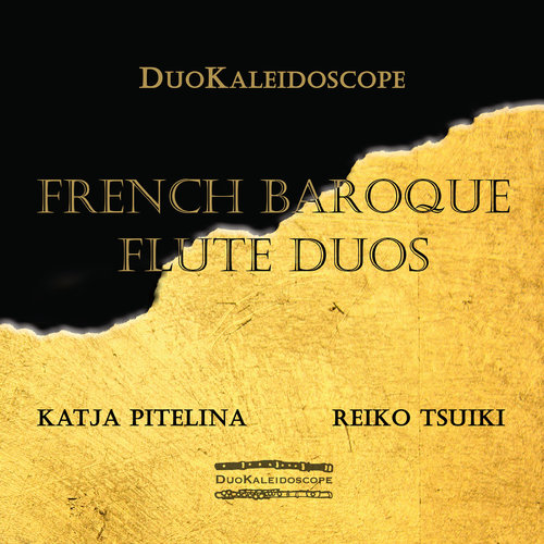 Our new CD - with French baroque flute duos