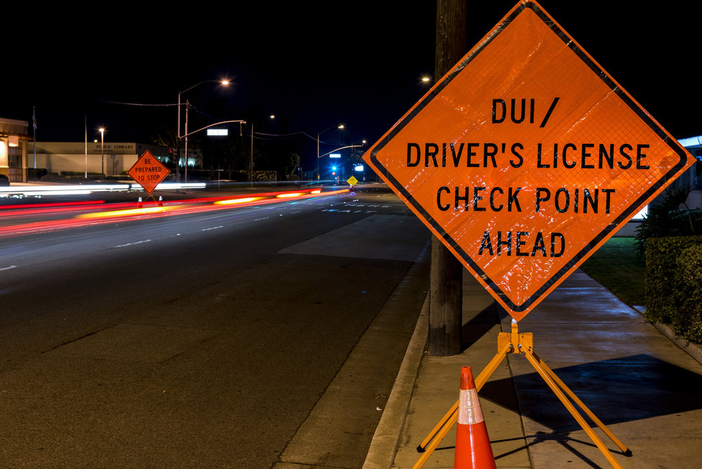 Many DUIs involve the use of checkpoints. While the Supreme Court has held checkpoints can be constitutional, they frequently require many pre-conditions to be met because the stops occur without probable cause or suspicion of drunk driving.
