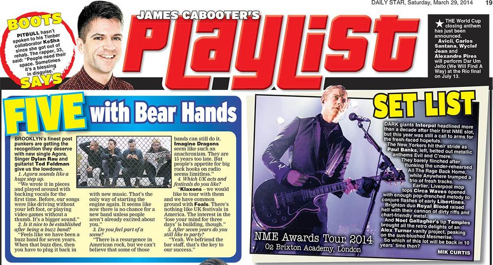 The Daily Star - Interpol