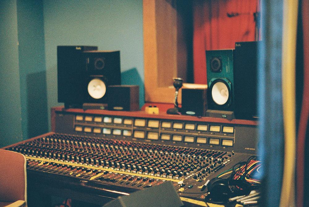 Bauer Mansion studio