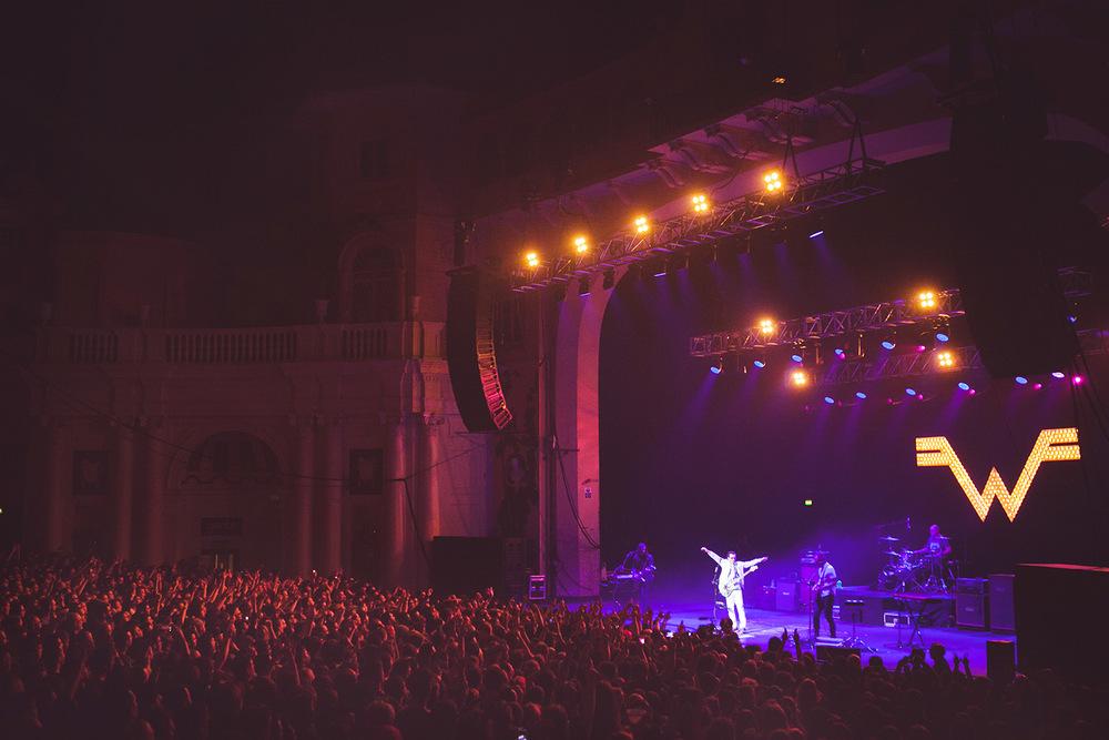 Weezer / Brixton Academy