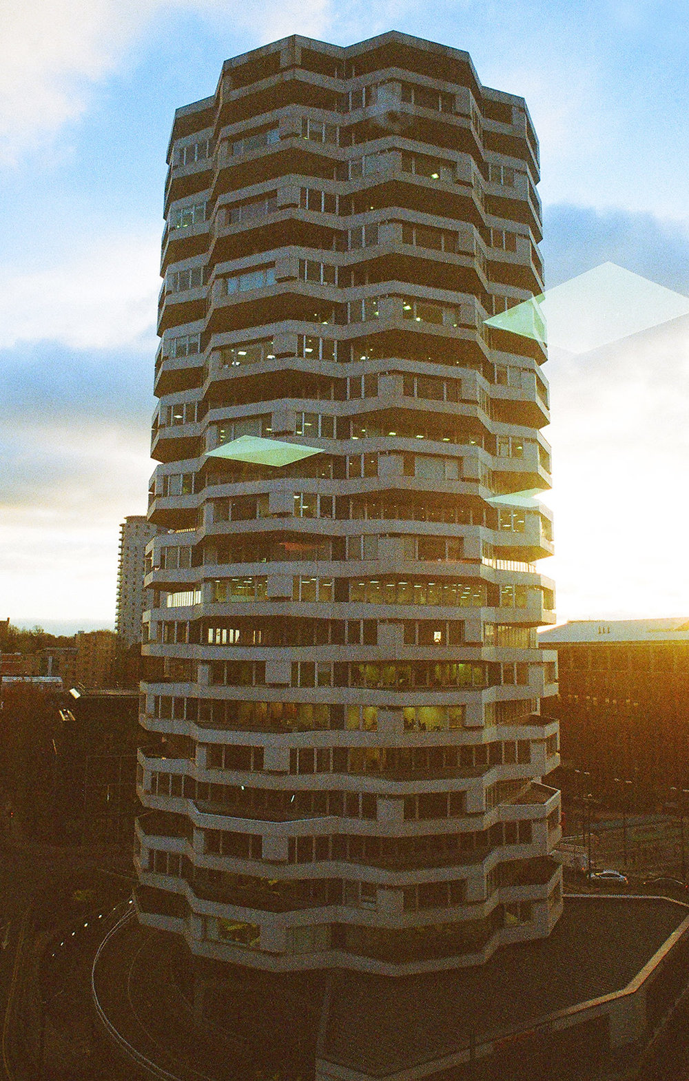 NLA Tower, Croydon