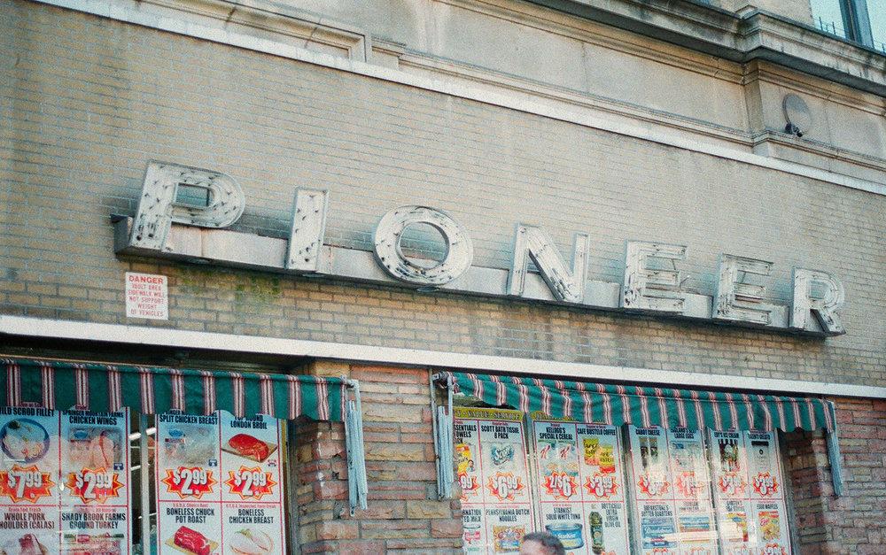 Pioneer, NYC