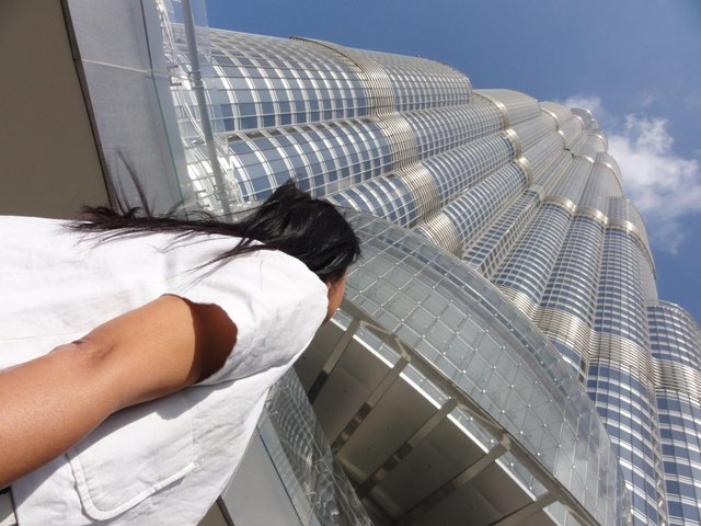 Filming at the Burj Khalifa, the tallest buidling in the world.jpg