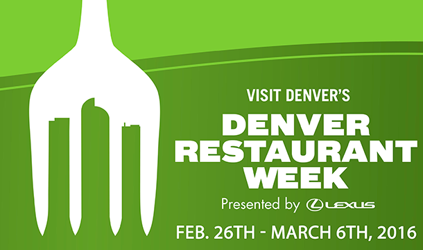 Denver's favorite week of the year! Make your reservations today.