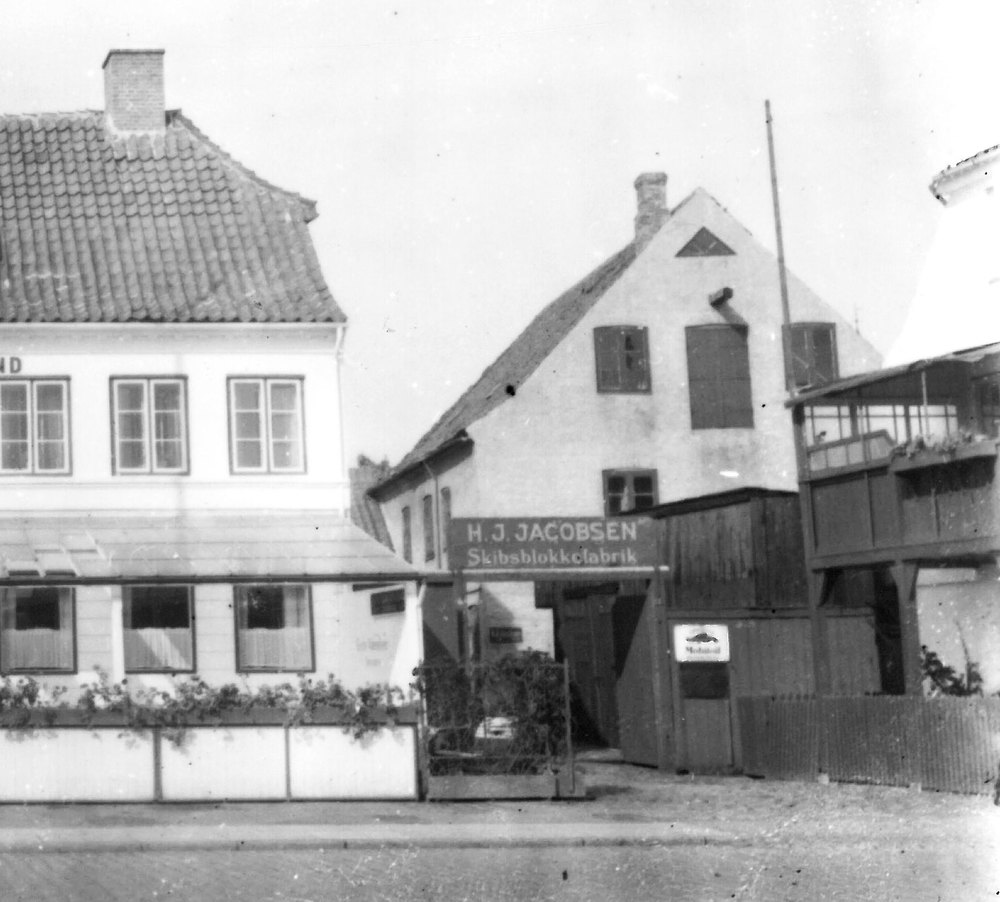 It all started here in the port of Svendborg