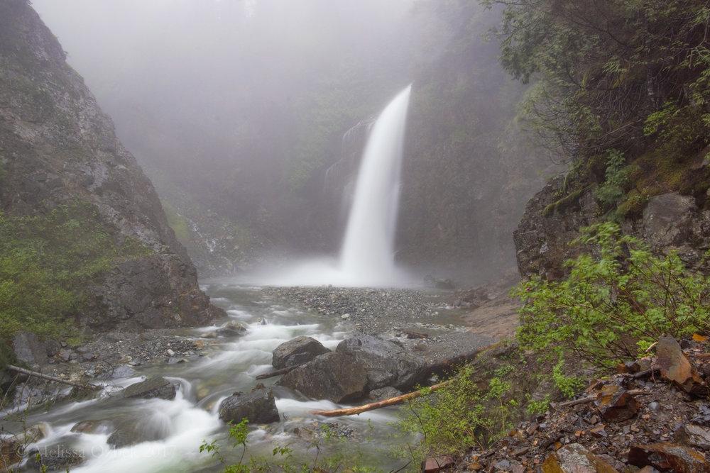 15. Franklin Falls