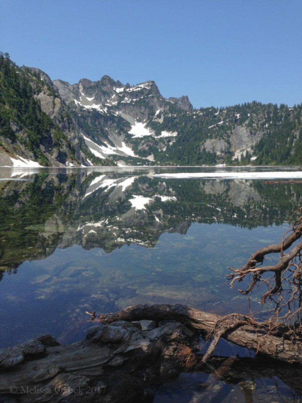 16. Snow Lake