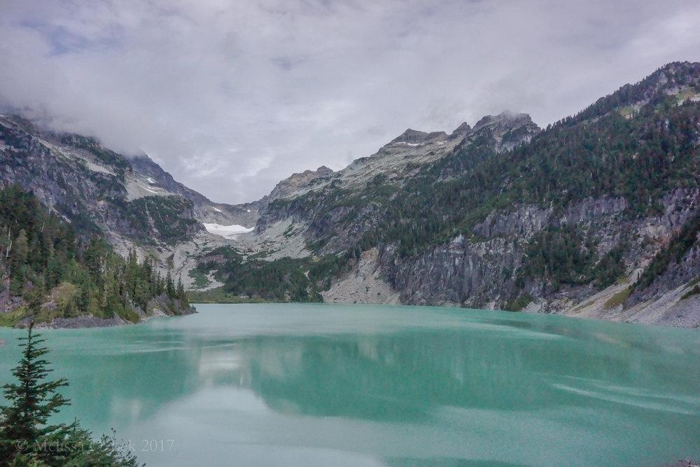 3. Blanca Lake
