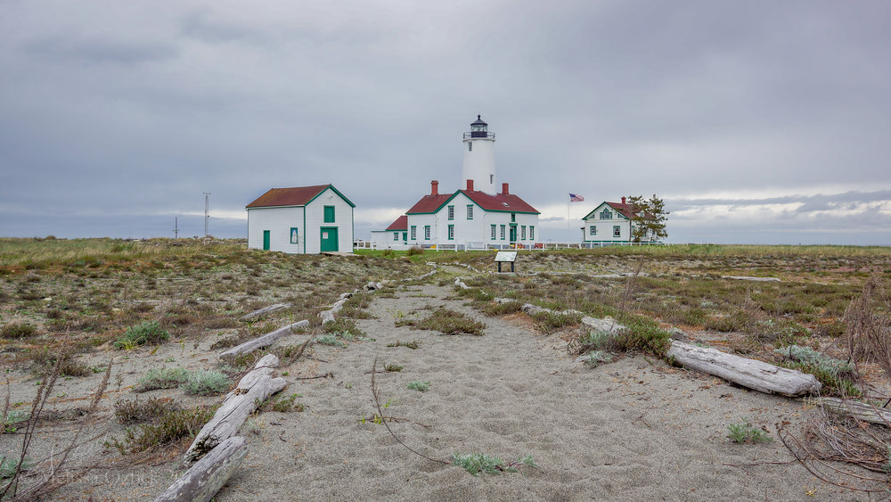 1. Dungeness Spit