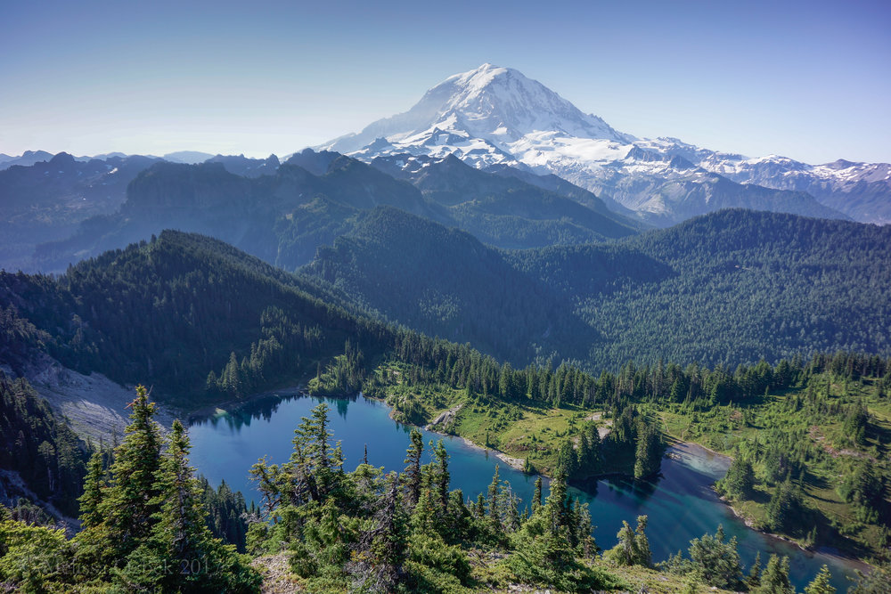 1. Tolmie Peak Lookout