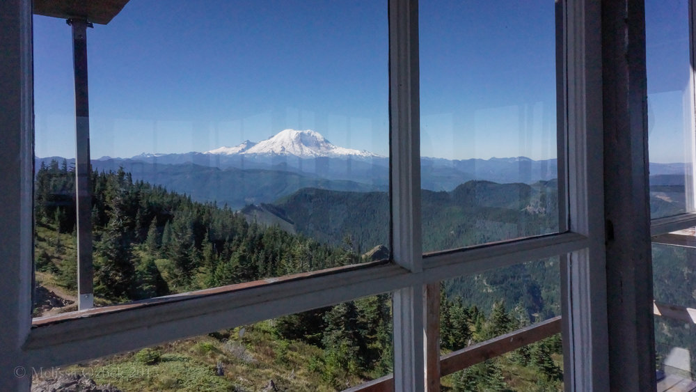 4. Kelly Butte Lookout