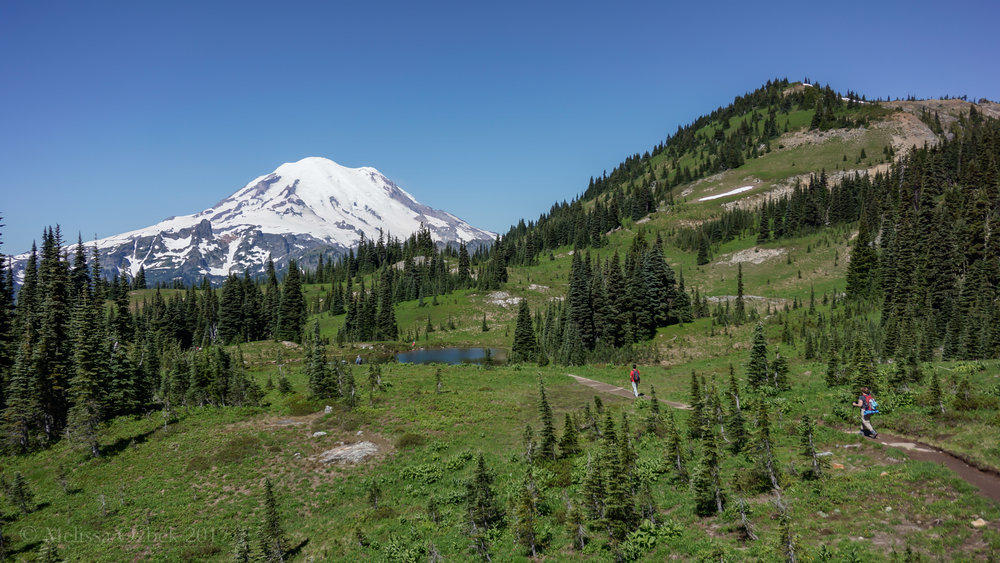 10. Tipsoo Lake-Naches Peak Loop