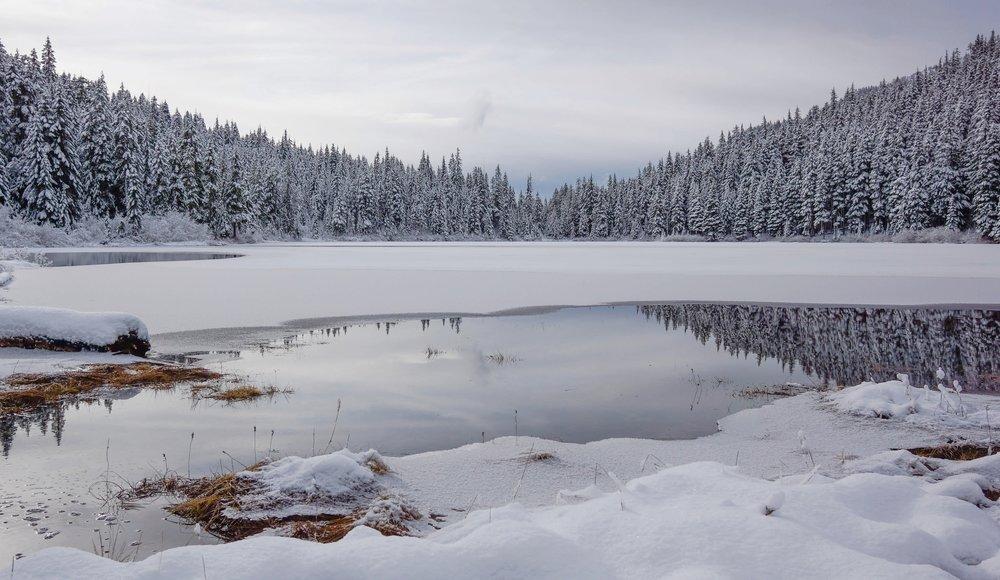 Talapus and Olallie Lakes