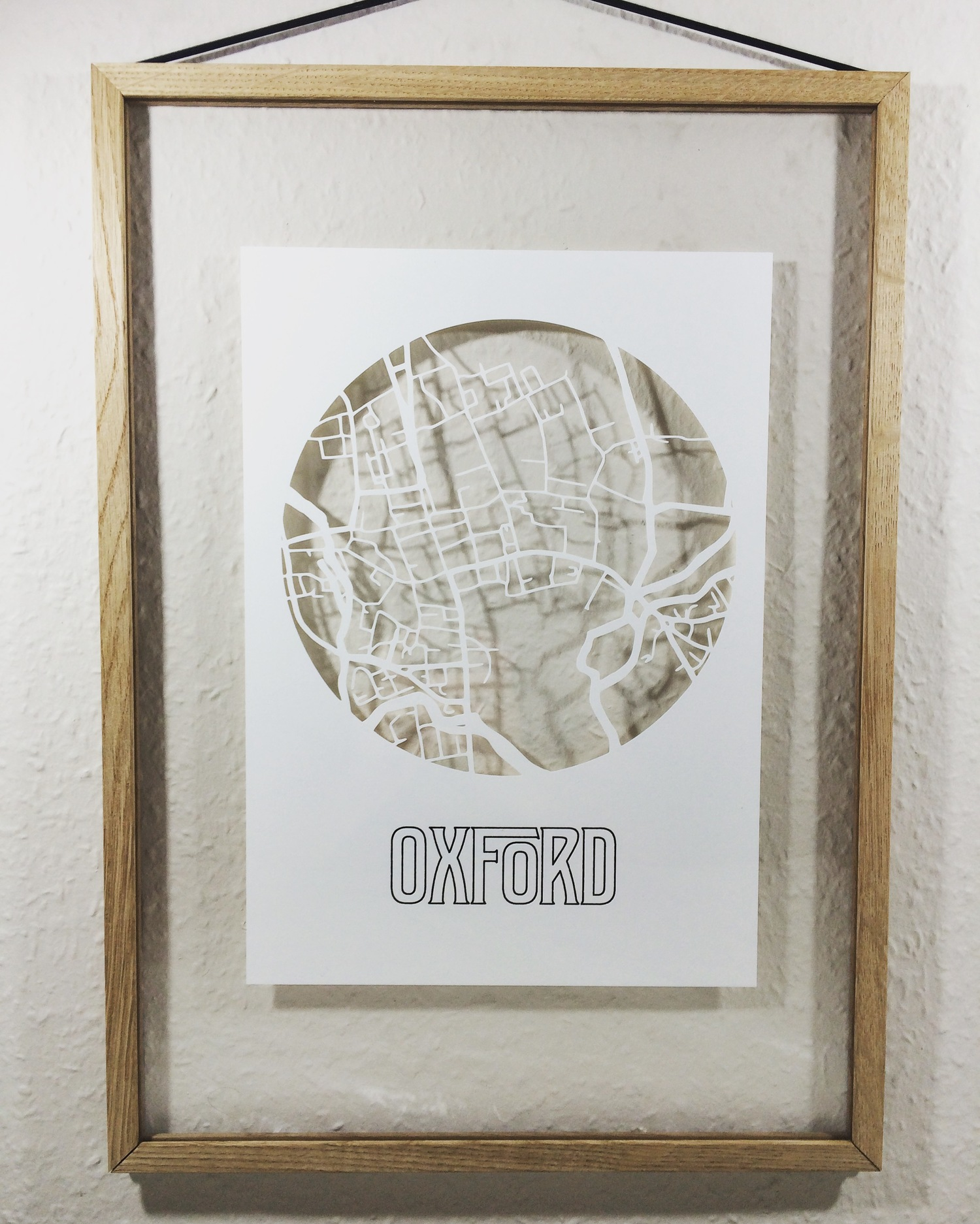 Framing — Kartegraphik