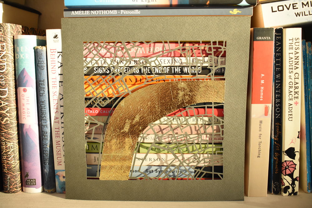 Foil Papercut London