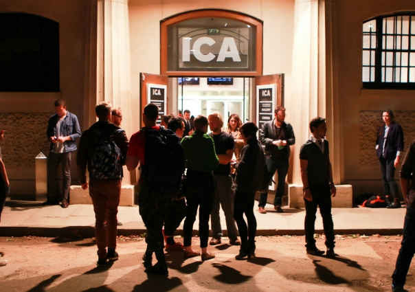 Bloomberg New Contemporaries 2014, ICA