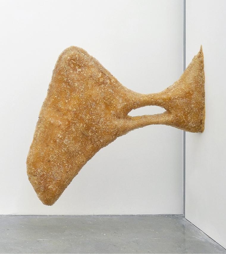 Gabriele Dini 'Swarm's Scale', 2014 Plastic, wax, mixed media 210x80x40cm