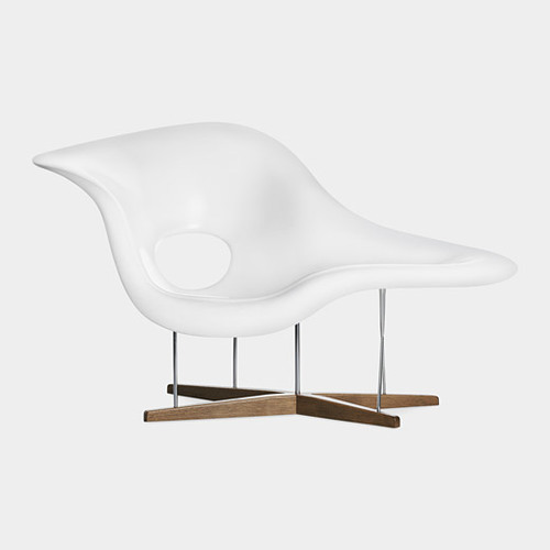 La Chaise  Charles and Ray Eames ROOMS Magazine
