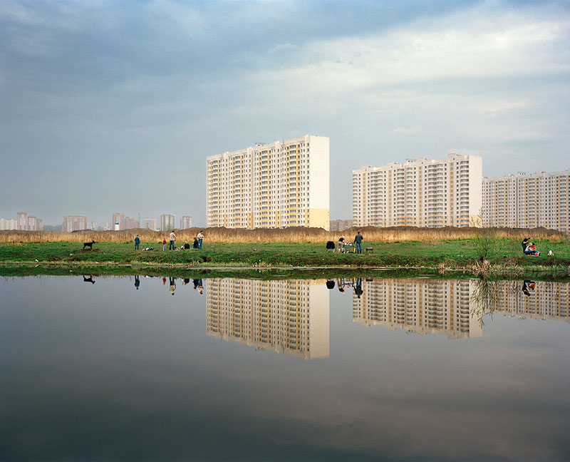 Novye Mytischi,Suburbs of Moscow, Russia,2010 |From the series:Pastoral |Archival pigment print90 x 108cmEdition of 5 + 2 AP