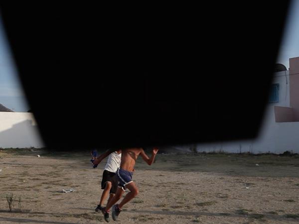 Ismaïl Bahri |Eclipses, vidéo, 4/3, 4 mn, 2013