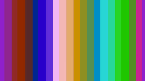 Colour Bar,  Simon Payne