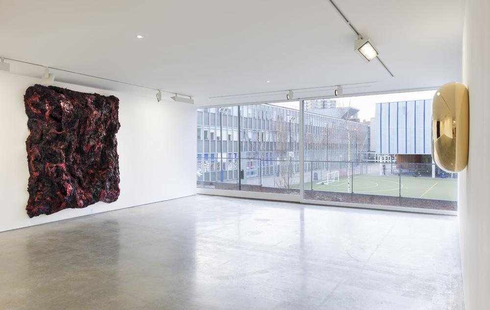 Anish Kapoor  Installation view