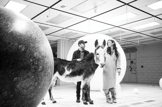 Daniel Arsham 'Future Relic 03' Photos by James Law