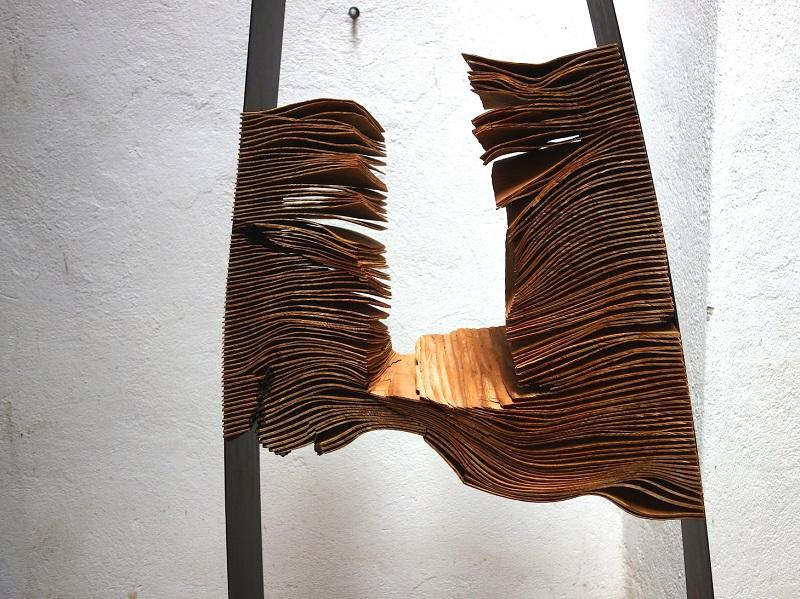 07_Herbert Golser, Twin (detail) , 2014-15, pear wood, steel, 73x30x171cm.jpg