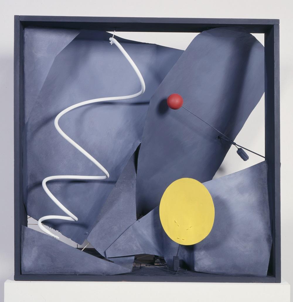 Alexander Calder (1898 - 1976)     Black Frame 1934 Calder Foundation, New York, NY, USA Photo credit: Calder Foundation, New York / Art Resource, NY©ARS, NY and DACS, London 2015
