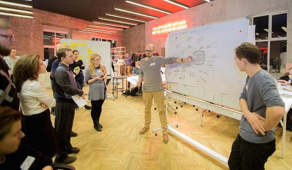 Innovation Lab.Courtesy FutureEverything