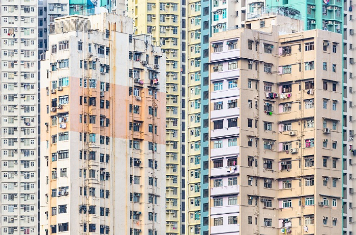 Propinquity. Hong Kong