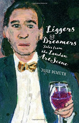 Liggers and Dreamers by Josie Demuth, Cover artwork by Jason Gibilaro