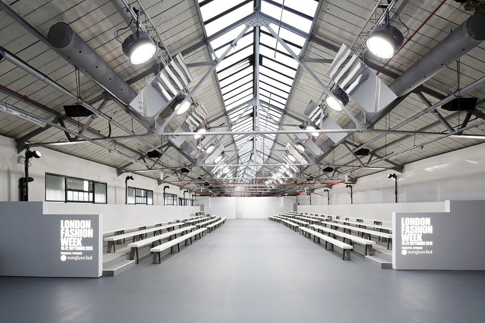 BFC Show Space SS16 (Agnese Sanvito, British Fashion Counil)