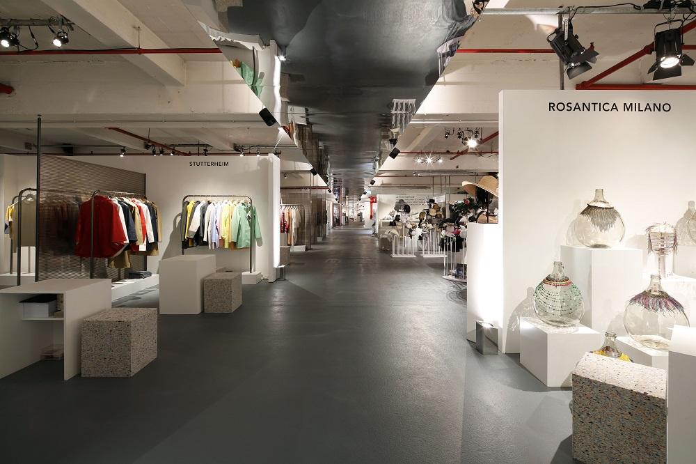 BFC Designer Showrooms (Agnese Sanvito, British Fashion Counicl)