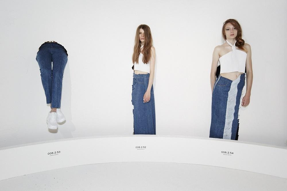 Faustine Steinmetz SS16, Presentaion (Shaun James Cox, British Fashion Council)