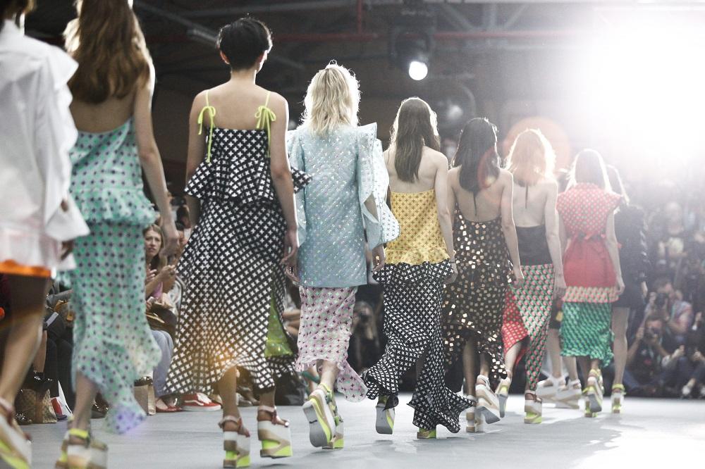 FYODOR GOLAN SS16, FOH (Dan Sims, British Fashion Council)