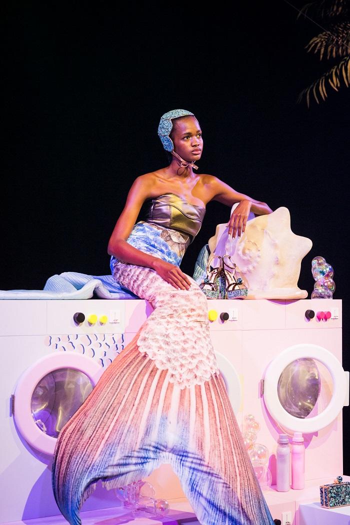 Sophia Webster SS16, Presentation (Kensington Leverne, British Fashion Council)