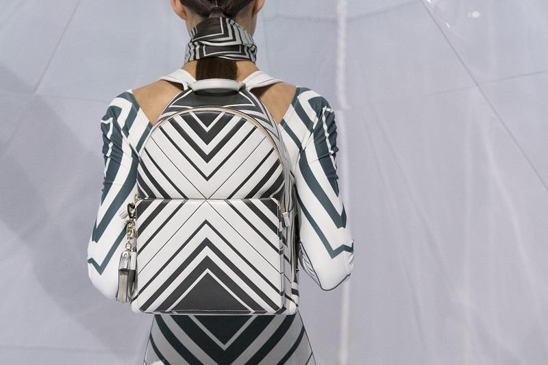 Anya Hindmarch SS16, Backstage -Kris Mitchell, British Fashion Council