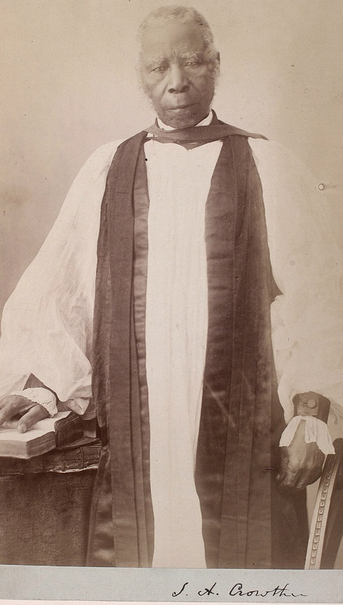 Bishop Samuel Ajayi Crowther 1867