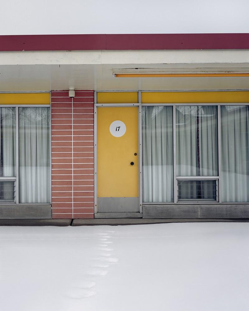 Cadillac Motel, from Niagara, 2005 © Alec Soth
