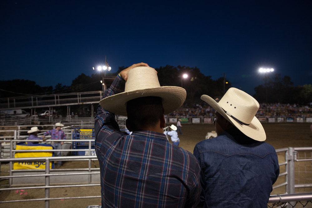 Independence Day Rodeo - Wimberley, Texas - (2015)