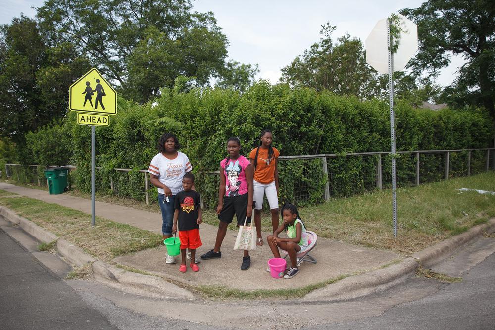 Juneteenth Parade - Austin, Texas (2014)