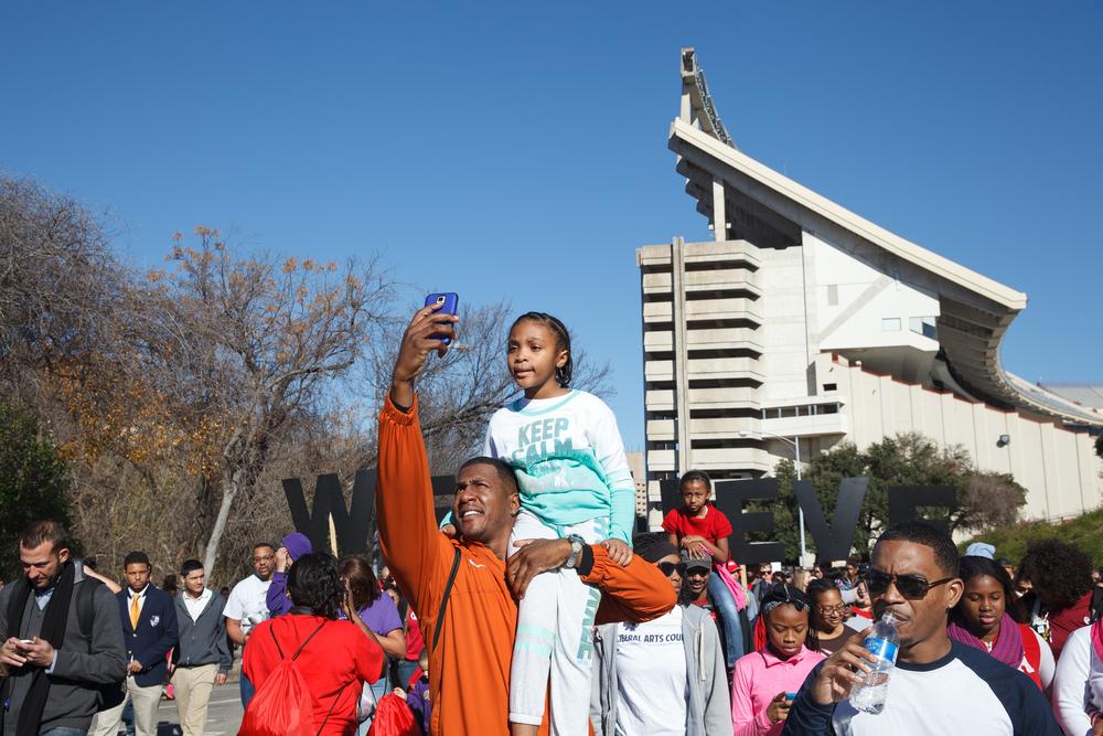 Martin Luther King, Jr. Day - Austin, Texas (2015)